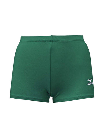 Mizuno Low Rider Volleyball Short, Forest , X-Small