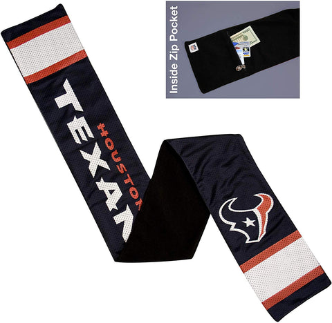 Nfl Houston Texans Jersey Scarf