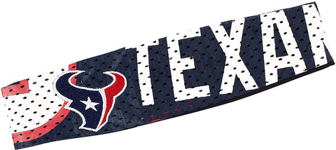 Nfl Houston Texans Fanband Headband