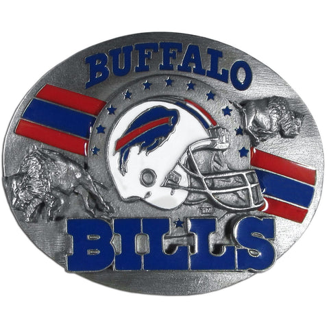 Nfl Buffalo Bills Belt Buckle