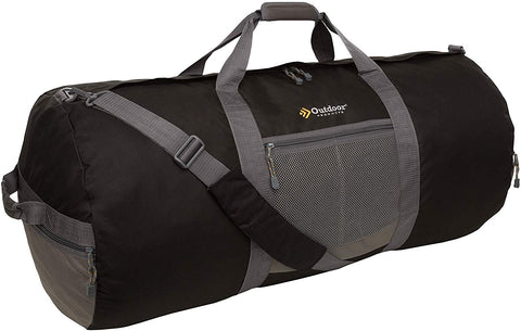 Outdoor Products Utility Duffle, Medium, Black