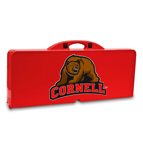 Ncaa Cornell Big Red Portable Picnic Table