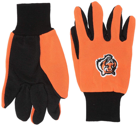 Nfl Cincinnati Bengals Two-Tone Gloves