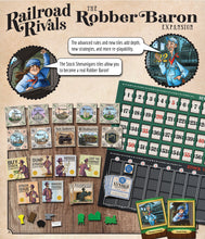 Railroad Rivals: Robber Baron Expansion