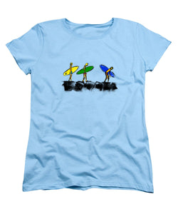 70s Groms - Women's T-Shirt (Standard Fit)