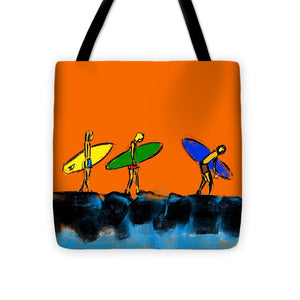 70s Groms - Tote Bag