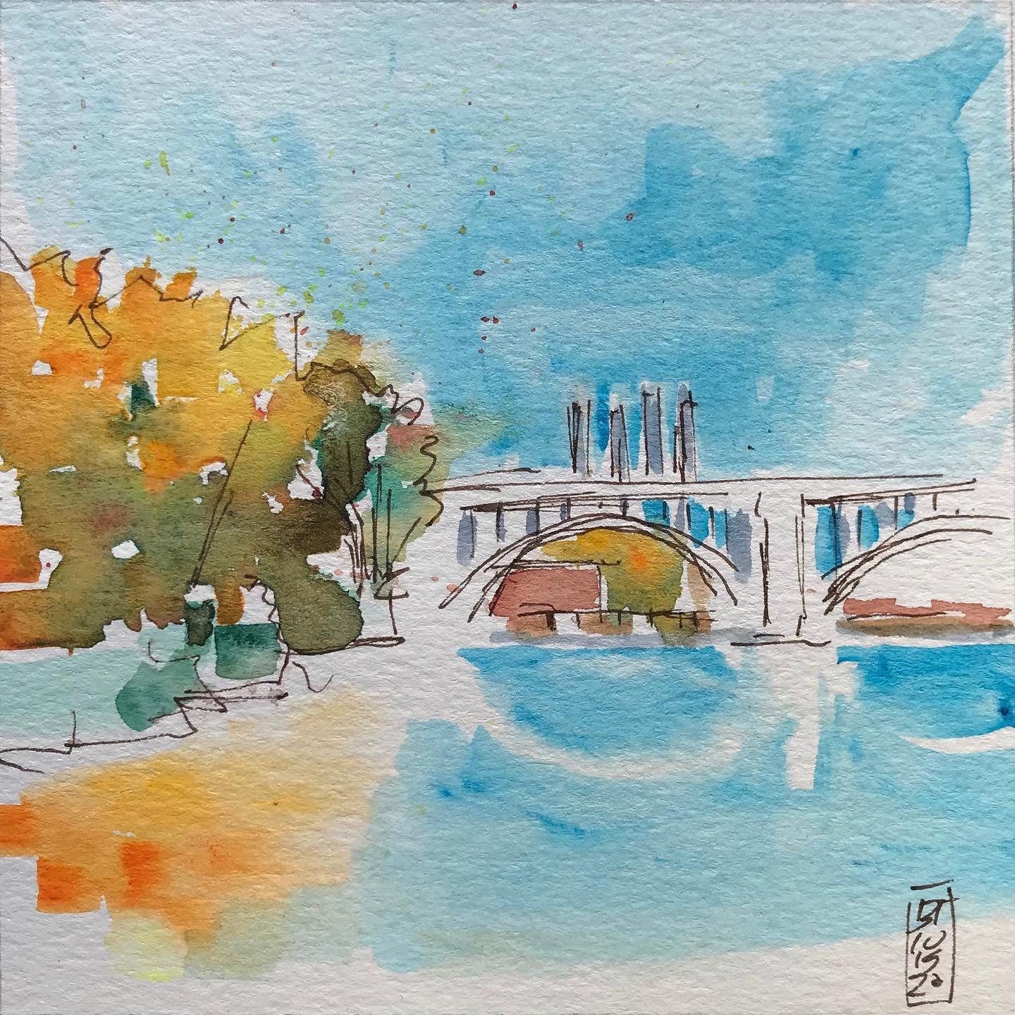 Third Avenue Bridge 10.15.20