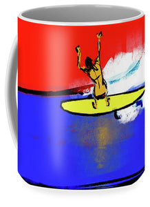 Surfer Girl - Mug