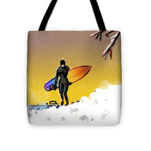 Cold Call - Tote Bag