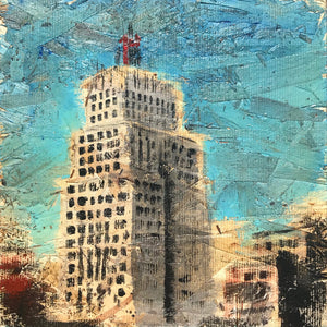 First Nat Bank, Nº 1, 12 x 12