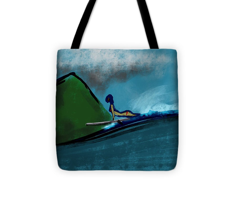 Pop Up - Tote Bag