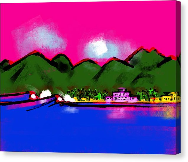 Royal Hawaiian - Canvas Print