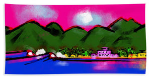 Royal Hawaiian - Beach Towel