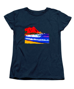 South Swell - Women's T-Shirt (Standard Fit)