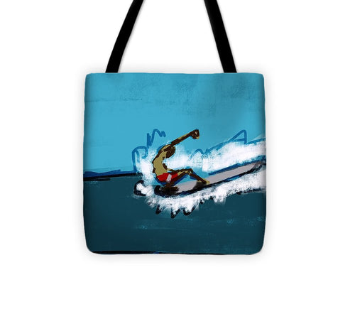 Speed Control - Tote Bag