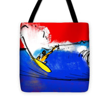 Stinger Layback - Tote Bag
