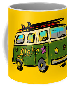 VW Surf Bus - Mug