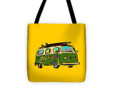Vw Surf Bus - Tote Bag