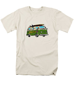 Vw Surf Bus - Men's T-Shirt  (Regular Fit)
