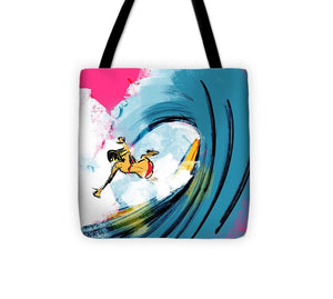 Wipe Out - Tote Bag