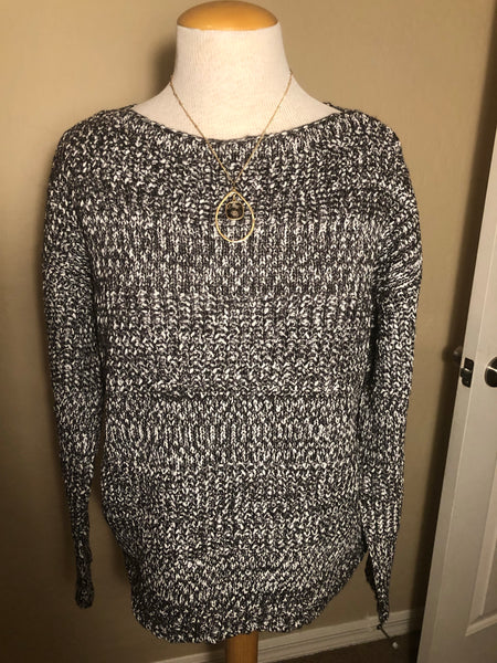 Textured Yarn Sweater