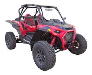 Polaris RZR XP Turbo S Fender Flares