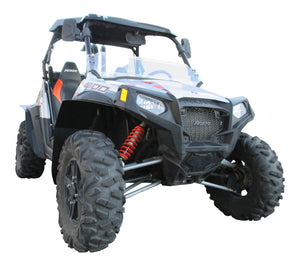 Polaris RZR 570, 800, 900,  S 1000 Fenders and Mud Flaps