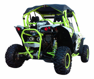 Can-Am Maverick XDS Turbo Fender Flares