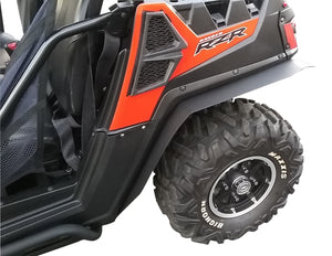 Polaris RZR 570 Fender Flares