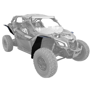 "Can-Am Maverick X3 DS Fenders  (Ideal for 64""+ wide X3s)"