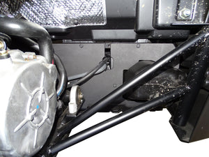 Polaris General Battery Guard & Gas Tank Protection Panels