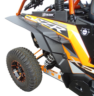 Polaris RZR XP 1000 & XP Turbo Mud-Lite Fender Flares