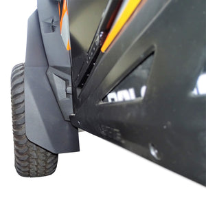 Polaris RZR XP-1000 & XP Turbo Race-Lite Fenders