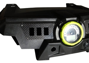 Polaris RZR Dash Switch Plate Panel (RZR 900 and XP 1000)