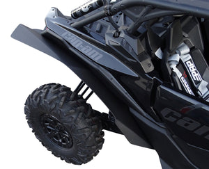 "Can-Am Maverick X3 RS Max Coverage Fender Flares (Ideal for 72""+ wide X3s)"