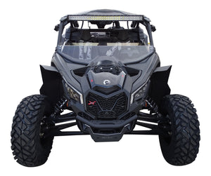 Can-Am X3 RS Wide Fenders (fits Base Models, DS, RS, RC, & XMR)