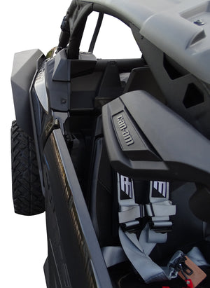 Can-Am X3 RS Fenders (fits RS, RC, & XMR)