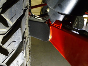 XP-1000 & XP Turbo Trailing Arm Guards