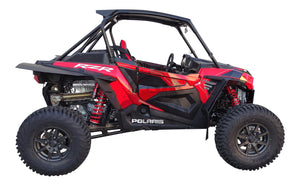 Polaris RZR XP Turbo S Race-Lite Fender Flares