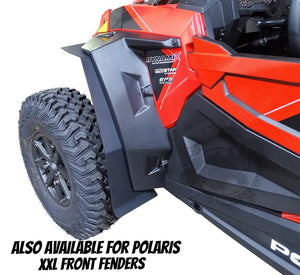 Polaris RZR XP Turbo-S Mud-Lite Fender Flares