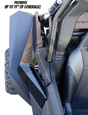 Polaris RZR RS1 Fender Flares