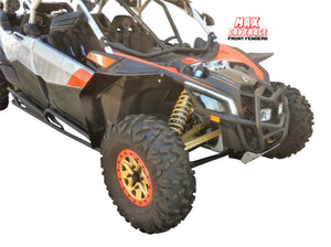 MudBusters Fender Extensions for X3 BRP fenders (MAX COVERAGE)