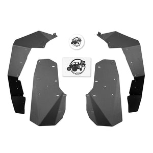 Can-Am Maverick X3 - BRP Fender Extensions (Standard & Large)