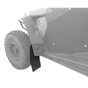 Large Mud Flaps for Polaris XXL Fenders