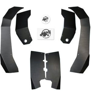Yamaha Wolverine RMAX2 1000 Super Max Coverage Fender Flares
