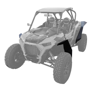 Polaris RZR XP Turbo S Max Coverage Fender Flares