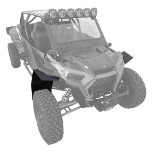 Polaris RZR MAX Coverage Fender Extensions for SuperATV Fenders