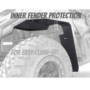 2009-2014 Polaris Ranger Full Size Fender Flares ( XP 700 & XP 800 )