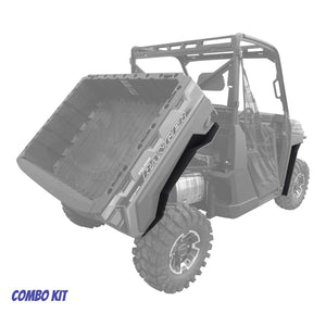 2018+ Polaris Ranger XP 1000 Fenders