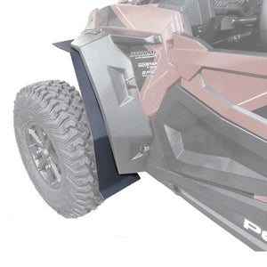 Polaris RZR Turbo S Max Coverage Kit for Polaris Double XL Fenders